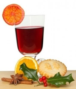 Mulled wine and mince pie official cropped
