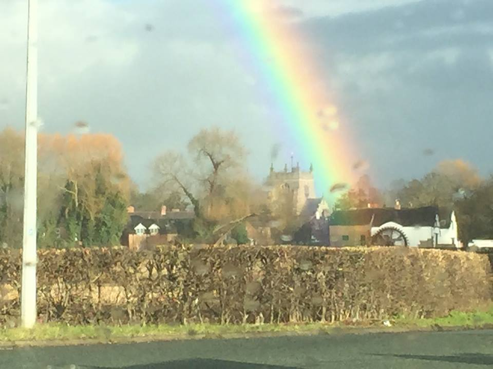 Rossett Rainbow